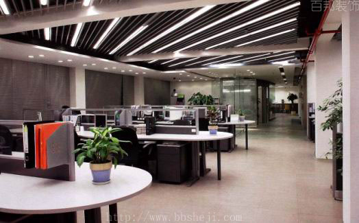 个性化的办公室家具布置