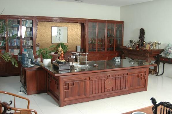 办公室家具实木大班台