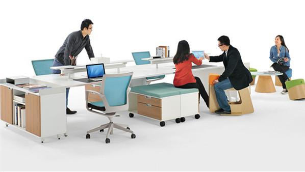 办公室家具个性化屏风卡位