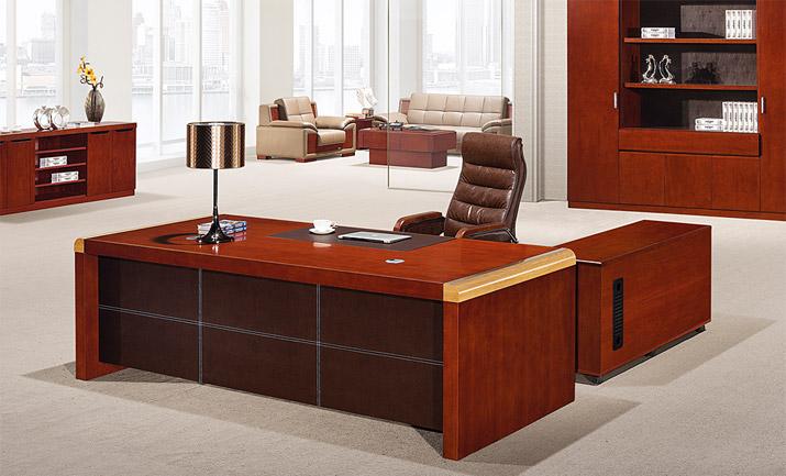 高端办公室家具大班台