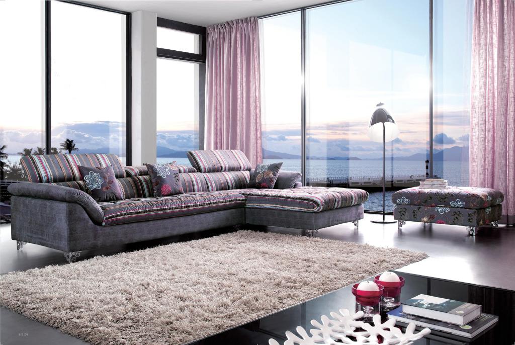 高端家具沙发展示