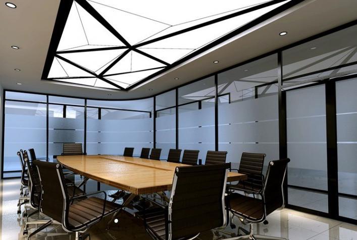 办公室家具会议桌展示