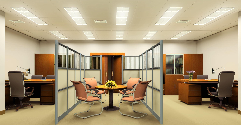 办公室家具洽谈桌展示