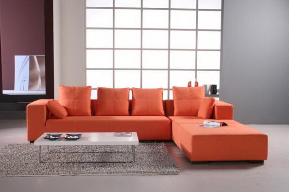 时尚布艺沙发