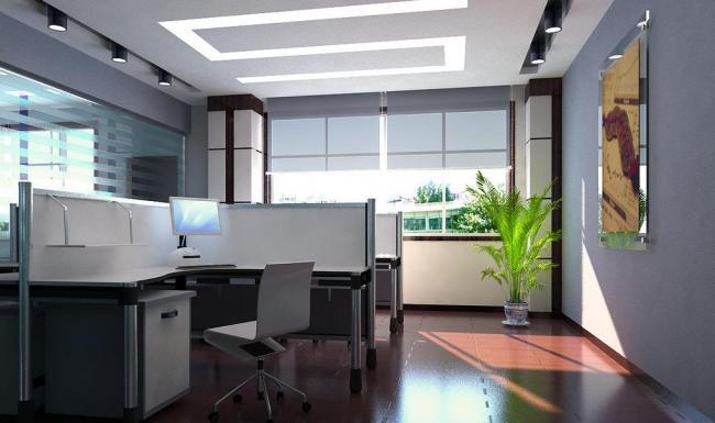 办公室家具屏风卡位