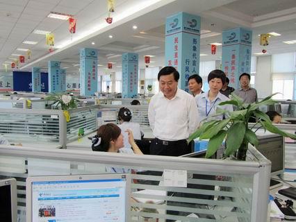 政府办公区家具展示