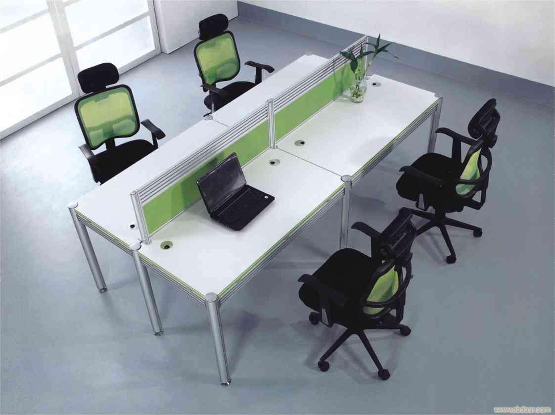 职员屏风办公桌