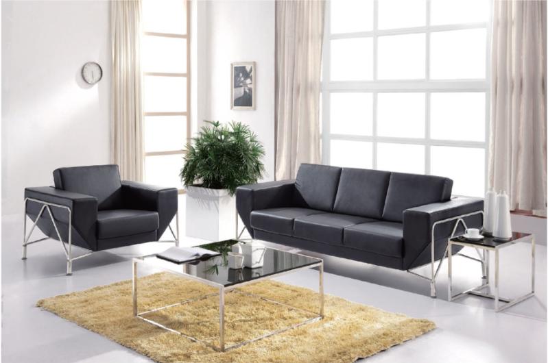 时尚的办公室沙发展示图