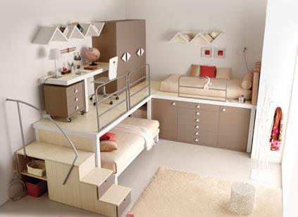 儿童家具展示