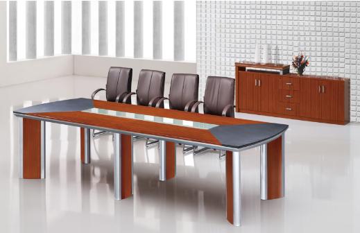 简约时尚板式会议桌
