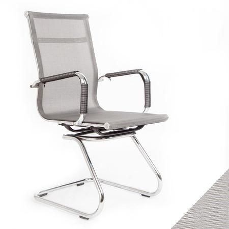 钢管架办公椅