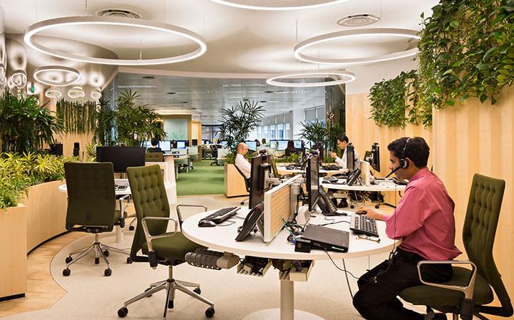 智能化办公空间