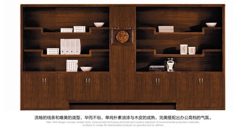 木质油漆文件柜 DW-051系列