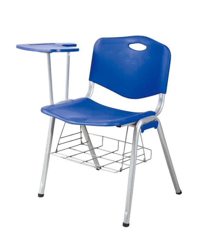 塑料培训椅