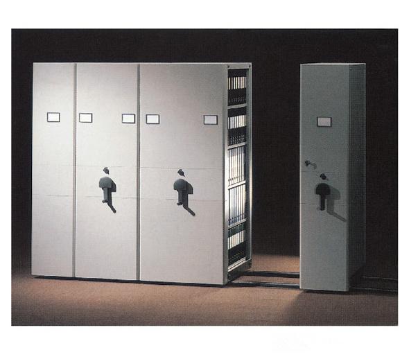 钢制密集柜