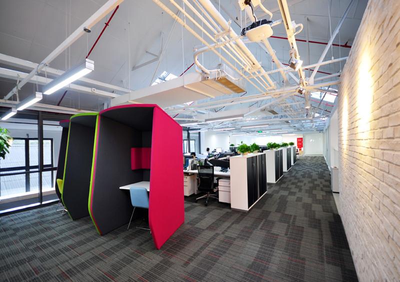富有创意的办公空间